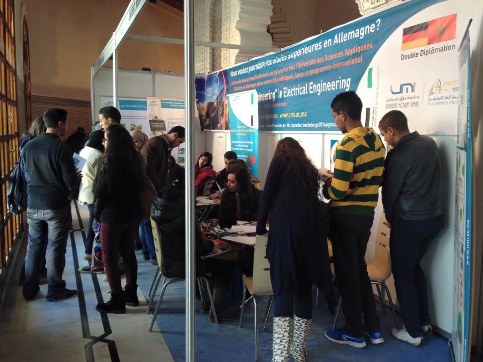 Forum Etudiant Meknes
