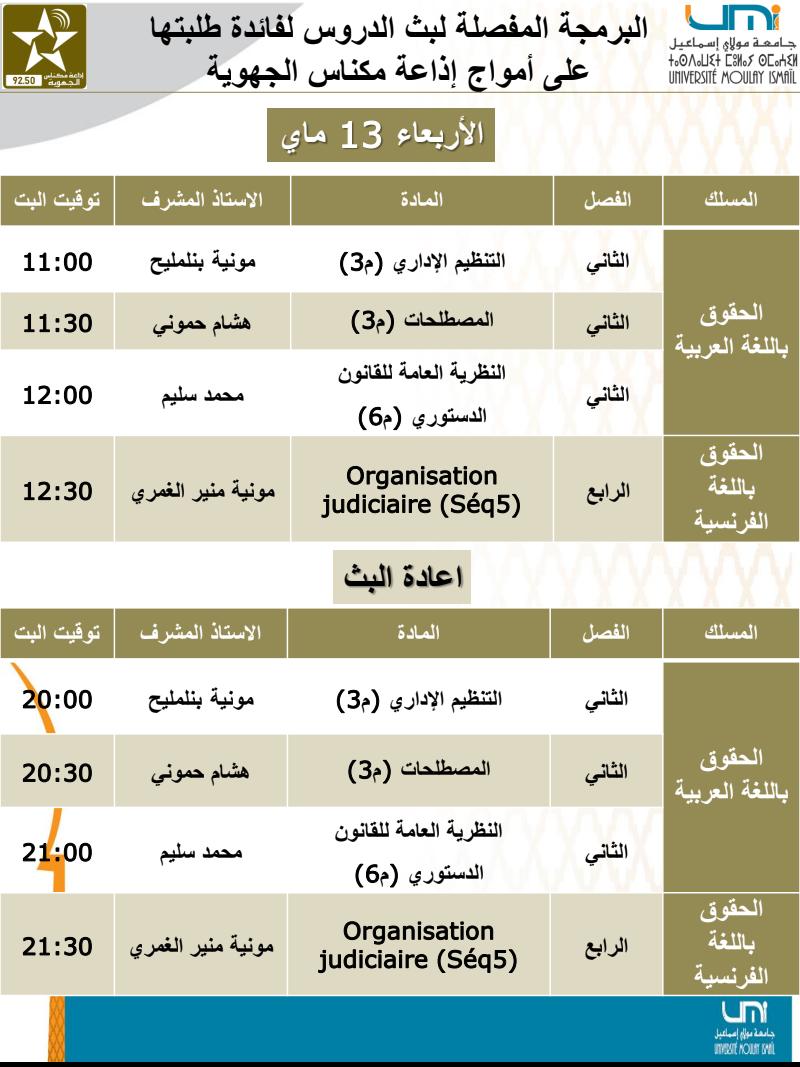 Screenshot_2020-05-12 Programmes des cours sur la Radio Régionale de Meknès et la Radio MEDINA FM du 13 Mai - a ghanjaoui u[...](4)